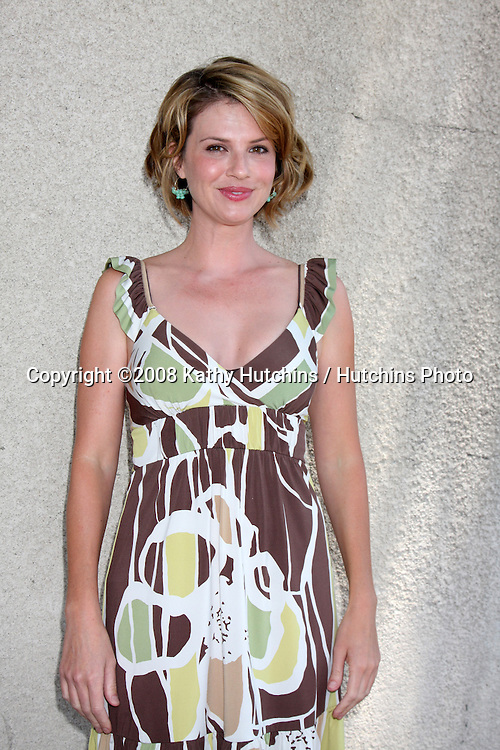 Megan Ward  arriving at the General Hospital Fan Club Luncheon at the Airtel Plaza Hotel in Van Nuys, CA   on July 18, 2009 .©2008 Kathy Hutchins / Hutchins Photo..