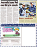 Edinburgh Evening News, p 16<br />