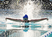 Swimmers compete in Badger State Summer Games on Sunday at Shorewood Hills Pool in Shorewood Hills, Wisconsin