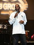 CORAL GABLES, FL - OCTOBER 17: Comedian George W. perform onstage  during Hot 105's 30th Anniversary R&B Groove at Bank United Center on Saturday October 17, 2015 in Miami, Florida.  ( Photo by Johnny Louis / jlnphotography.com )