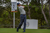 Matt Kuchar (USA) watches his tee shot on 2 during day 3 of the WGC Dell Match Play, at the Austin Country Club, Austin, Texas, USA. 3/29/2019.<br /> Picture: Golffile | Ken Murray<br /> <br /> <br /> All photo usage must carry mandatory copyright credit (© Golffile | Ken Murray)