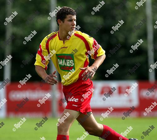 2008-07-26 / Voetbal / seizoen 2008-2009 / SV Bornem / Koen Stabel..Foto: Maarten Straetemans (SMB)