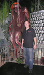 Creator Jim Faro at the Media Preview and Party for 'Blood Manor' - New York City's Premier Haunted Attraction at 163 Varick Street in New York. Sept. 26, 2012