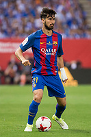 FC Barcelona's midfielder Andre Gomes during Copa del Rey (King's Cup) Final between Deportivo Alaves and FC Barcelona at Vicente Calderon Stadium in Madrid, May 27, 2017. Spain.<br /> (ALTERPHOTOS/BorjaB.Hojas) /NortePhoto.com