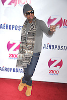NEW YORK, NY - DECEMBER 07: Ne-Yo at Z100's Jingle Ball 2012, presented by Aeropostale, at Madison Square Garden on December 7, 2012 in New York City. NortePhoto
