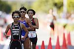 Tomoko Sakimoto, OCTOBER 13, 2013 - Triathlon : 19th Annual Triathlon National Championships Tokyo Port in Odaiba, Tokyo, Japan. (Photo by AFLO SPORT) [0006]