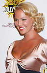 HOLLYWOOD, CA. - August 16: Actress Katherine Heigl arrives at the third annual Hot in Hollywood held at Avalon on August 16, 2008 in Hollywood, California.