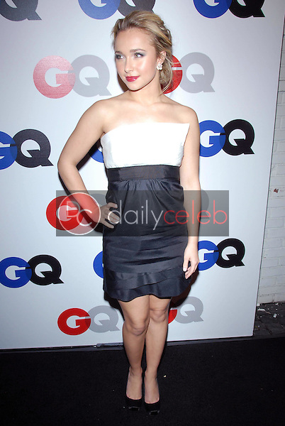 Hayden Panettiere<br />