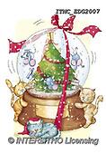 Marcello, CHRISTMAS ANIMALS, WEIHNACHTEN TIERE, NAVIDAD ANIMALES, paintings+++++,ITMCEDG2007,#XA#