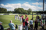 Tring Athleic 4 Harefield United1, 17/08/2019. Grassroots Stadium, Spartan South Midlands League Premier Division. Photo by Simon Gill.