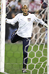 7 February 2007: US goalkeeper Tim Howard. The United States National Team defeated Mexico 2-0 at University of Phoenix Stadium in Glendale, Arizona in an International Friendly soccer match.