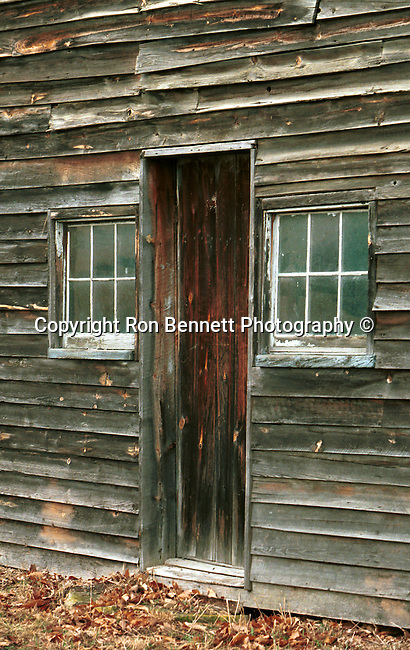 Rustic cabin Commonwealth of Virginia, Fine Art Photography by Ron Bennett, Fine Art, Fine Art photography, Art Photography, Copyright RonBennettPhotography.com ©