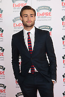 Douglas Booth at The Jameson Empire Film Awards 2014 - Arrivals, London. 30/03/2014 Picture by: Henry Harris / Featureflash