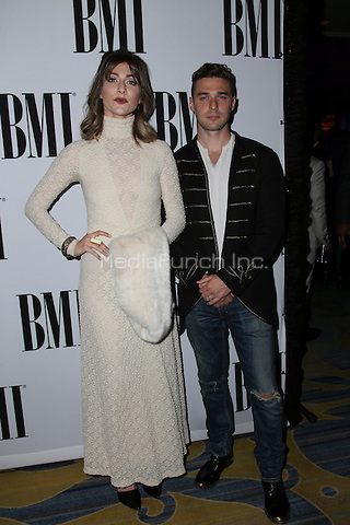 BEVERLY HILLS, CA - MAY 10: Karmin, Amy Heidemann, Nick Noonan attends the 64th Annual BMI Pop Awards held at the Beverly Wilshire Four Seasons Hotel on May 10, 2016 in Beverly Hills, California.Credit: AMP/MediaPunch.