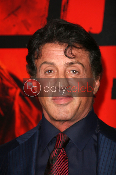 Sylvester Stallone<br />