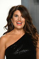 09 February 2020 - Los Angeles, California - Monica Lewinsky. 2020 Vanity Fair Oscar Party following the 92nd Academy Awards held at the Wallis Annenberg Center for the Performing Arts. Photo Credit: Birdie Thompson/AdMedia