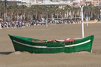 V FESTIVAL AEREO CIUDAD DE VALENCIA, 19/10/2008 - Playa de la Malvarrosa / Malvarrosa beach, Valencia, España / Spain