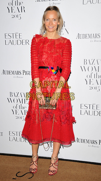 Martha Ward attends the Harper's Bazaar Women of the Year Awards 2015, Claridge's Hotel, Brook Street, London, England, UK, on Tuesday 03 November 2015. <br /> CAP/CAN<br /> &copy;CAN/Capital Pictures