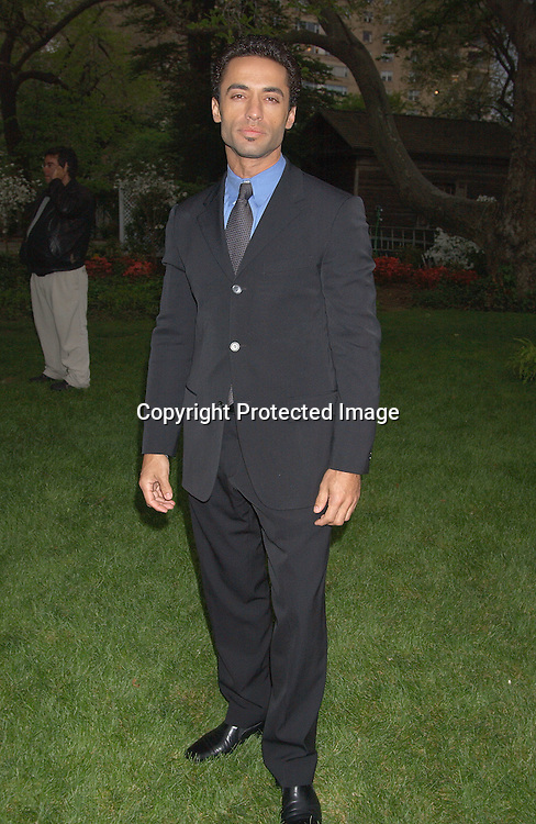 Kamar de Los Reyes                                ..at Gracie Mansion for the Daytime Emmys party on May 15,2003 in NYC...Photo by Robin Platzer, Twin Images