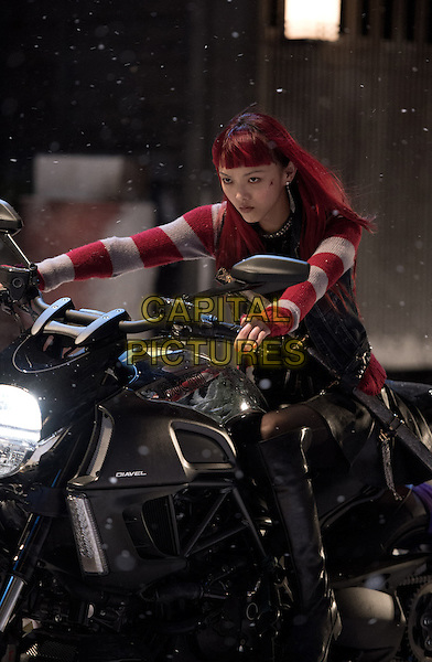 Rila Fukushima<br /> in The Wolverine (2013) <br /> *Filmstill - Editorial Use Only*<br /> CAP/FB<br /> Image supplied by Capital Pictures