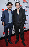www.acepixs.com<br /> <br /> August 3 2017, LA<br /> <br /> (L-R) Cornilieu Ulici, Florin Piersic Jr. arriving at the premiere of Amazon's 'Comrade Detective' at the ArcLight Hollywood on August 3, 2017 in Hollywood, California<br /> <br /> By Line: Peter West/ACE Pictures<br /> <br /> <br /> ACE Pictures Inc<br /> Tel: 6467670430<br /> Email: info@acepixs.com<br /> www.acepixs.com