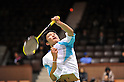 Kento Momota,..DECEMBER 9, 2011 - Badminton : 65th All Japan Badminton Championships Men's Singles at Yoyogi 2nd Gymnasium in Tokyo, Japan. (Photo by Jun Tsukida/AFLO SPORT) [0003]..