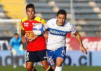 Clausura 2014 UC vs Unión Española