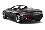 Car pictures of rear three quarter view of 2019 Aston Martin DB11-Volante - 2 Door Convertible Angular Rear