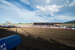 Arena during the Cody Stampede event in Cody, WY - 7.1.2019 Photo by Christopher Thompson