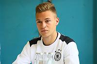 Joshua Kimmich (Deutschland, Germany) - 07.06.2017: Deutsche Nationalmannschaft besucht St. Petri Schule in Kopenhagen