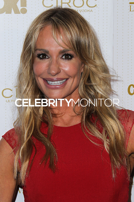 WEST HOLLYWOOD, CA, USA - FEBRUARY 27: Taylor Armstrong at the OK! Magazine Pre-Oscar Party 2014 held at Greystone Manor Supperclub on February 27, 2014 in West Hollywood, California, United States. (Photo by Xavier Collin/Celebrity Monitor)