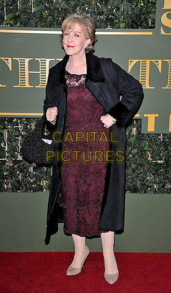 Patricia Hodge attends the London Evening Standard Theatre Awards 2015, The Old Vic, The Cut, London, England, UK, on Sunday 22 November 2015.<br /> CAP/CAN<br /> &copy;CAN/Capital Pictures