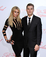 12 June 2017 - Los Angeles, California - Paris Hilton with boyfriend Chris Zylka. The Beguiled Premiere held at the Directors Guild of America. Photo Credit: AdMedia