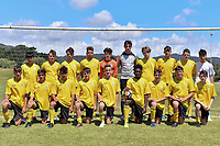 U16 Boys Capital Team, National Age Group Tournament at Petone Memorial Park, Lower Hutt, New Zealand on Wednesday 12 December 2018. <br />