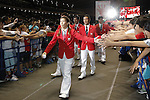 Saori Yoshida, July 3, 2016 - <br /> Olympic : Japan National Team Send-off Party for Rio de Janeiro <br /> Olympic Games at Yoyogi Gymnasium, Tokyo, Japan. <br /> (Photo by Yusuke Nakanishi/AFLO SPORT)