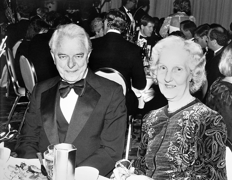 "Sen. Robert Carlyle ""Bob"" Byrd, D-W.Va. and Erma James. (Photo by Andrea Mohin/CQ Roll Call)"
