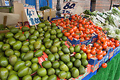 Fruit and Vegetable stall, Inverness Street Market, Camden Town