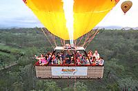 20160130 30 January Hot Air Ballooning Cairns
