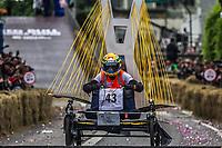 SÃO PAULO, SP, 14.04.2019 – CORRIDA MALUCA RED BULL – Corrida maluca Red Bull, realizada na Avenida Consolação, zona central de São Paulo, neste domingo (14). (Foto: Danilo Fernandes/Brazil Photo Press/Folhapress)