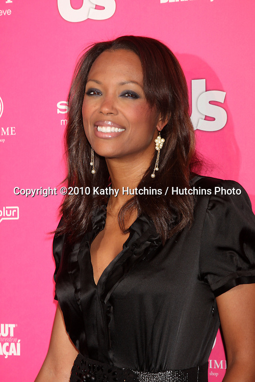 Aisha Tyler.arrives at the US Weekly Hot Hollywood Party 2010.Drai's at the W Hotel Hollywood.Los Angeles, CA.April 22, 2010.©2010 Kathy Hutchins / Hutchins Photo...