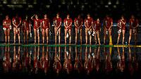 Florentia Formazione <br /> Roma 05/01/2019 Centro Federale  <br /> Final Six Pallanuoto Donne Coppa Italia <br /> RN Florentia - Kally NC Milano Finale 5-6 posto<br /> Foto Andrea Staccioli/Deepbluemedia/Insidefoto