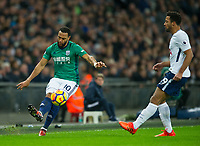 West Bromwich Albion Matt Phillips during the Premier League match between Tottenham Hotspur and West Bromwich Albion at Wembley Stadium, London, England on 25 November 2017. Photo by Andrew Aleksiejczuk / PRiME Media Images.