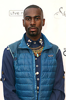 SANTA MONICA - JUNE 1: DeRay Mckesson attends the 3rd Annual Wearable Art Gala at Barker Hangar on June 1, 2019 in Santa Monica, California. (Photo by Willy Sanjuan/PictureGroup)