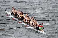 Crew: 110  Monmouth School RC  Event: School J16 1st eights<br /> <br /> Schools' Head of the River 2017<br /> <br /> To purchase this photo, or to see pricing information for Prints and Downloads, click the blue 'Add to Cart' button at the top-right of the page.