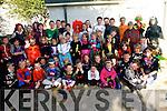 Celebrating Halloween at Fossa National School last week.