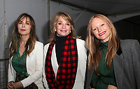 HOLLYWOOD, CA - NOVEMBER 26: Lauren Koslow, Deidre Hall, Marci Miller, at 86th Annual Hollywood Christmas Parade at Hollywood Blvd in Hollywood, California on November 26, 2017. Credit: Faye Sadou/MediaPunch /NortePhoto NORTEPHOTOMEXICO