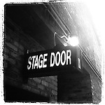 Stage Door in Chicago on 10/28/2012.