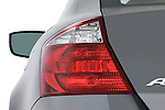 Tail light close up detail view of a 2008 Honda Accord Coupe