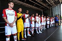 EMMEN - Opendag FC Emmen , Oude Meerdijk, seizoen 2018-2019, 15-07-2018,  de selectie van FC Emmen