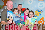 NEW YEAR, NEW START: A family from Mounthawk in Tralee have packed up their Kerry lives in favour of a new start in Australia. From l-r were: Philip and Natalie with children Bradley, Sophie and Megan Wrenn..